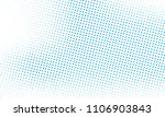 digital gradient with points.... | Shutterstock .eps vector #1106903843