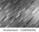 light silver  gray vector... | Shutterstock .eps vector #1106906396