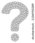 answer collage composed from... | Shutterstock .eps vector #1106950289