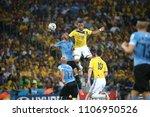 rio de janeiro   brazil  june... | Shutterstock . vector #1106950526
