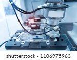 robotic vision sensor camera... | Shutterstock . vector #1106975963