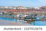 ramsgate  kent  uk   june 03 ... | Shutterstock . vector #1107013676