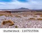 beautiful atacama desert | Shutterstock . vector #1107015506