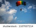 abkhazia sukhum babushara 09.14.... | Shutterstock . vector #1107037214