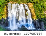 concept of active and...   Shutterstock . vector #1107057989