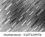 light silver  gray vector... | Shutterstock .eps vector #1107124976