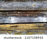 old wood rural plank background | Shutterstock . vector #1107158933