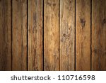 Old Wooden Panel Used As...