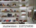 milan  italy   circa november ... | Shutterstock . vector #1107176930