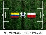 football cup competition... | Shutterstock . vector #1107196790