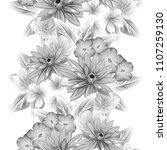 abstract elegance seamless... | Shutterstock .eps vector #1107259130