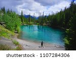 The Grassi Lakes Canmore Canada ...