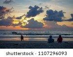 phuket thailand   sep. 4  ... | Shutterstock . vector #1107296093