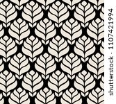 seamless abstract pattern with... | Shutterstock .eps vector #1107421994