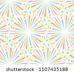abstract seamless pattern for... | Shutterstock .eps vector #1107435188
