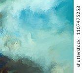 abstract liquid marble texture... | Shutterstock .eps vector #1107475253