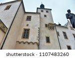 czech republic  kutna hora   22 ... | Shutterstock . vector #1107483260