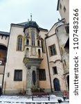 czech republic  kutna hora   22 ... | Shutterstock . vector #1107483266