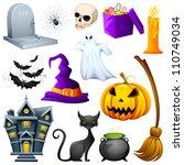 vector illustration of... | Shutterstock .eps vector #110749034