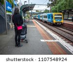 east melbourne  vic australia...   Shutterstock . vector #1107548924