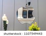 cupertino  ca  united states  ... | Shutterstock . vector #1107549443