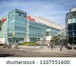 shepherds bush  london  june... | Shutterstock . vector #1107551600