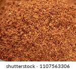 chilli paste in thailand hell's ... | Shutterstock . vector #1107563306