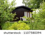 small houses  usually in... | Shutterstock . vector #1107580394