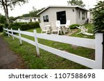 small houses  usually in... | Shutterstock . vector #1107588698
