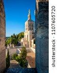 Avignon   Palais Des Papes....