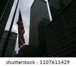 new york city   march 3  2018 ... | Shutterstock . vector #1107611429
