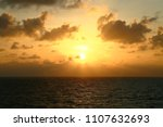 sunset and sunrise time  nature ... | Shutterstock . vector #1107632693