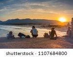 florianopolis   santa catarina  ...   Shutterstock . vector #1107684800