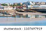 ramsgate  kent  uk   june 03 ... | Shutterstock . vector #1107697919
