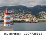 stunning views of the island's... | Shutterstock . vector #1107725918