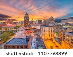 milwaukee  wisconsin  usa... | Shutterstock . vector #1107768899