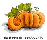 vector illustration graphic... | Shutterstock .eps vector #1107783440