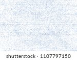 abstract grunge denim texture | Shutterstock .eps vector #1107797150