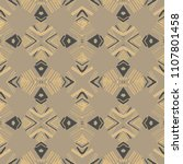 Colored Chevron Pattern....