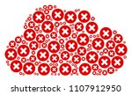 cloud figure created with...   Shutterstock .eps vector #1107912950