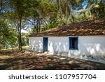 casa do grito at  independence...   Shutterstock . vector #1107957704