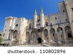 Palais Of The Popes At Avigion...