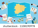 andorra economy country growth... | Shutterstock .eps vector #1108190978