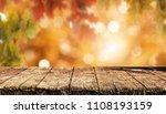 empty table background | Shutterstock . vector #1108193159
