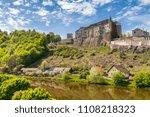 cesky sternberk castle with... | Shutterstock . vector #1108218323