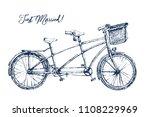 watercolor hand painted... | Shutterstock . vector #1108229969