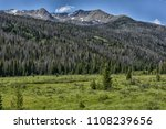 rocky mountain national park... | Shutterstock . vector #1108239656