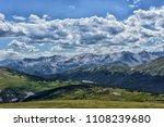 rocky mountain national park... | Shutterstock . vector #1108239680