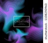 minimal cover banner template....   Shutterstock .eps vector #1108250963