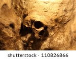 Skull Inside Of The St....